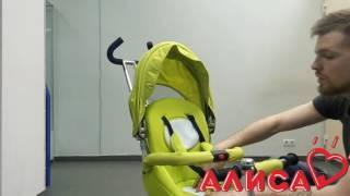 Велосипед детский трехколесный turbo trike m3194, с надувными колесами(Видео обзор на Велосипед детский трехколесный Турбо Трайк m3194, поворотное сидение. http://alisa-ua.com/p460533284-velosiped-dets..., 2017-02-28T09:06:02.000Z)