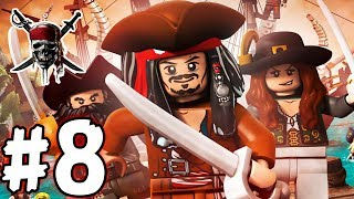 LEGO Pirates of the Caribbean - Episode 08 - The Turners (HD Gameplay Walkthrough)