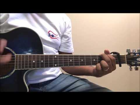 Kasari Bhanu Timilai - Guitar Lesson