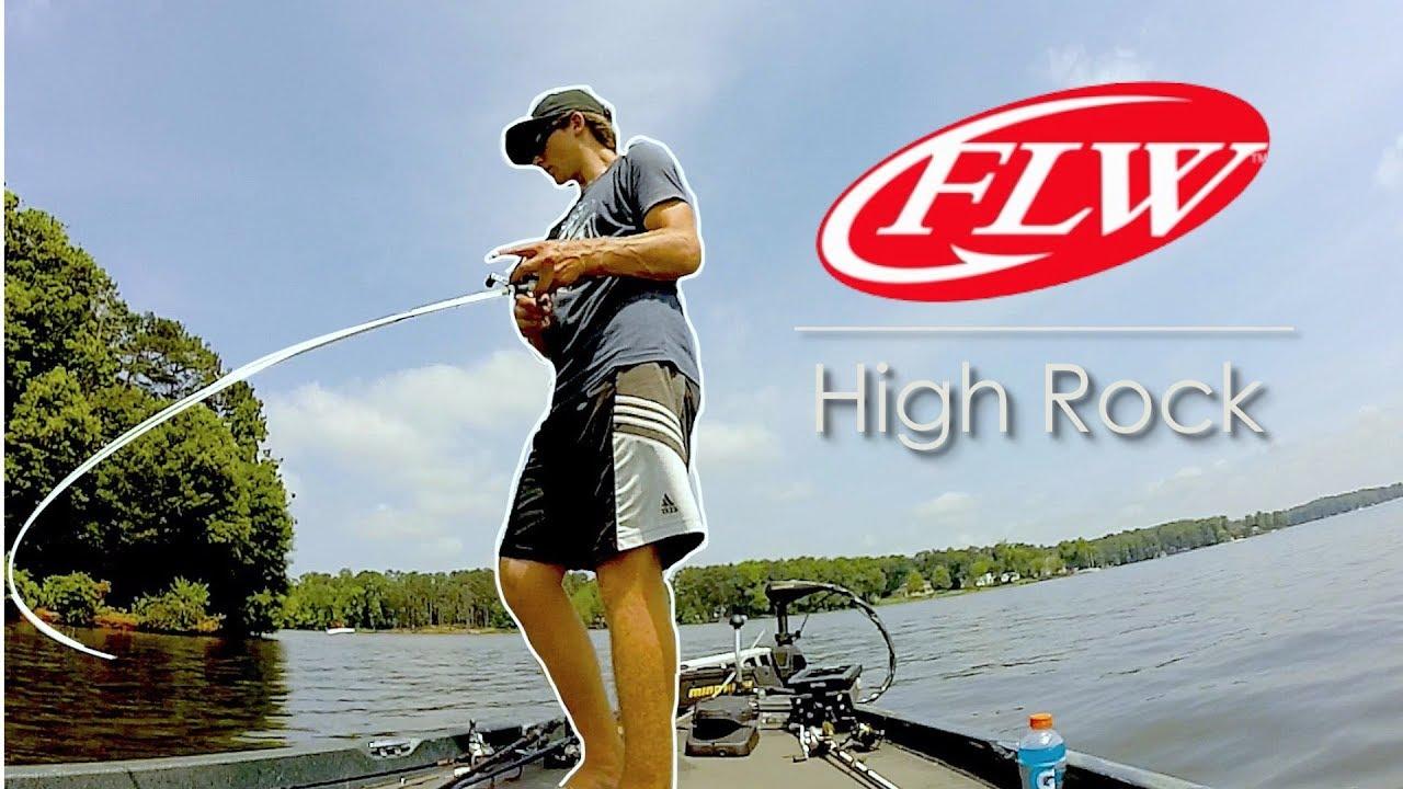 Tuckertown fishing