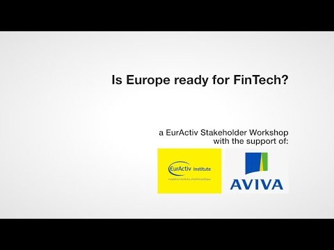 Is Europe ready for FinTech?