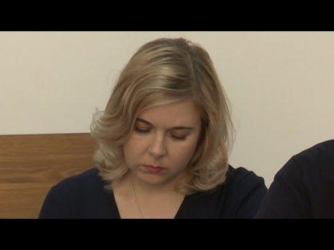Приговор Марине Мартемьяновой, сбившей двух девушек