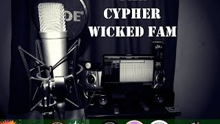 """The Cypher """"Wicked Fam"""" (2015) [Morelos Zona Sur]"""