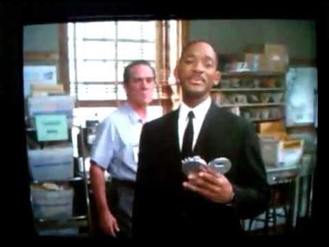 Hombres de negro 2 - Oficina Postal
