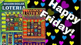 Gambar cover WINS! Back to Back? Big or Small? Take a guess! $26 Loteria Texas Lottery Tickets
