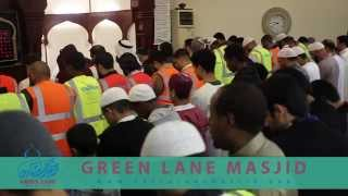 Ish'a Prayer (Surah Ghafir 36-44) - Sheikh Mishary Rashid Al-Afasy