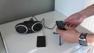 Video aaxa P1 Jr Pico Pocket Projector - Unboxing and Review download MP3, MP4, WEBM, AVI, FLV April 2018