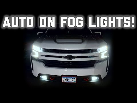 how-to-make-your-fog-lights-come-on-at-night-automatically!-2019,-2020,-silverado,-sierra