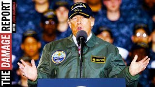 Trump To Explode Military Budget
