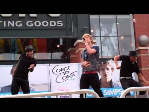 cody simpson all day smith haven mall