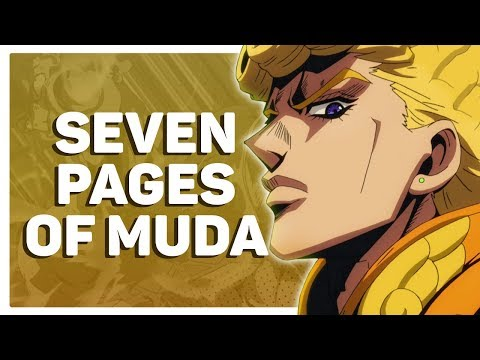 How Strong Is The 7-Page Muda?