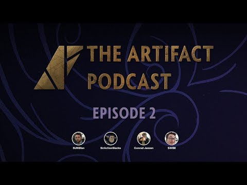 The Artifact Podcast Ep. 2 - SUNSfan, Slacks, Conrad & Swim