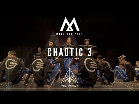 Chaotic 3 | Maxt Out 2017 [@VIBRVNCY Front Row 4K]