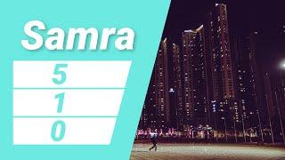 🎧 8D AUDIO | Samra - 510 | LYRICS 🎧