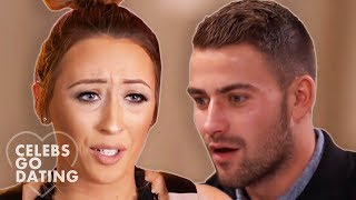 Jade Jones SNEAKS OUT of Her Hungover Date?! | Celebs Go Dating