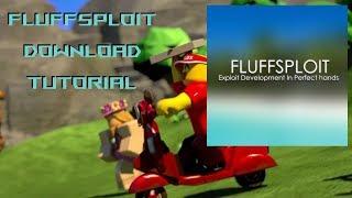 FLUFFSPLOIT ROBLOX EXPLOIT - Download Tutorial