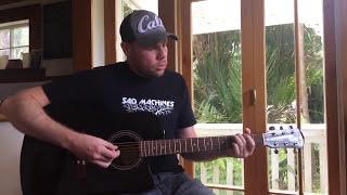 Billy Corgan - Mandarynne (Guitar Cover)