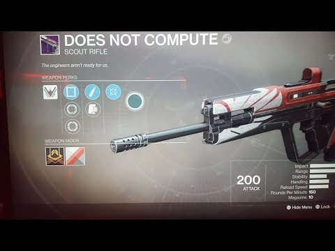Destiny 2 News! WEAPONS MODS, INTRINSIC PERKS & SHADERS!!