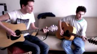 Stuck in the Middle With You - Stealers Wheel (acoustic version by