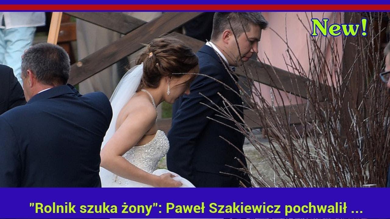 """""""Rolnik szuka żony"""": Paweł Szakiewicz pochwalił się zdjęciem z ciężarną żoną"""
