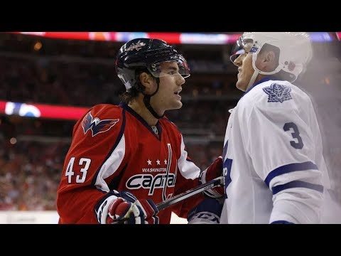 NHL: Penalties For Unsportsmanlike Conduct