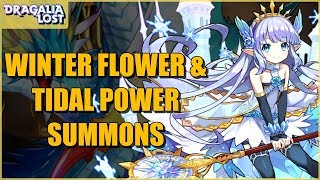 45+ SUMMONS FOR LILY & LEVIATHAN - Winter Flower & Tidal Power Summons