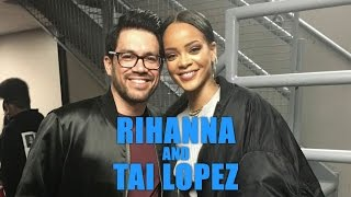 rihanna tai lopez the secret to stardom why you must remain humble