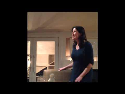 Rose Lawless sings