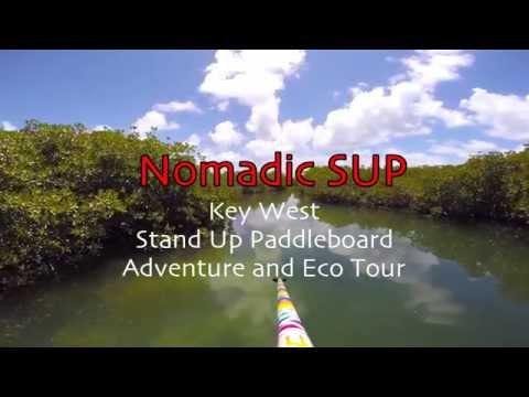 Nomadic SUP Key West Paddleboard Eco Tour