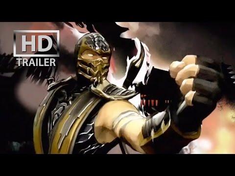 Mortal Kombat 9 - Scorpion | [HD] OFFICIAL Trailer MK9 (2011)