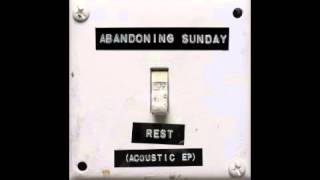 Same Old Thing - Abandoning Sunday