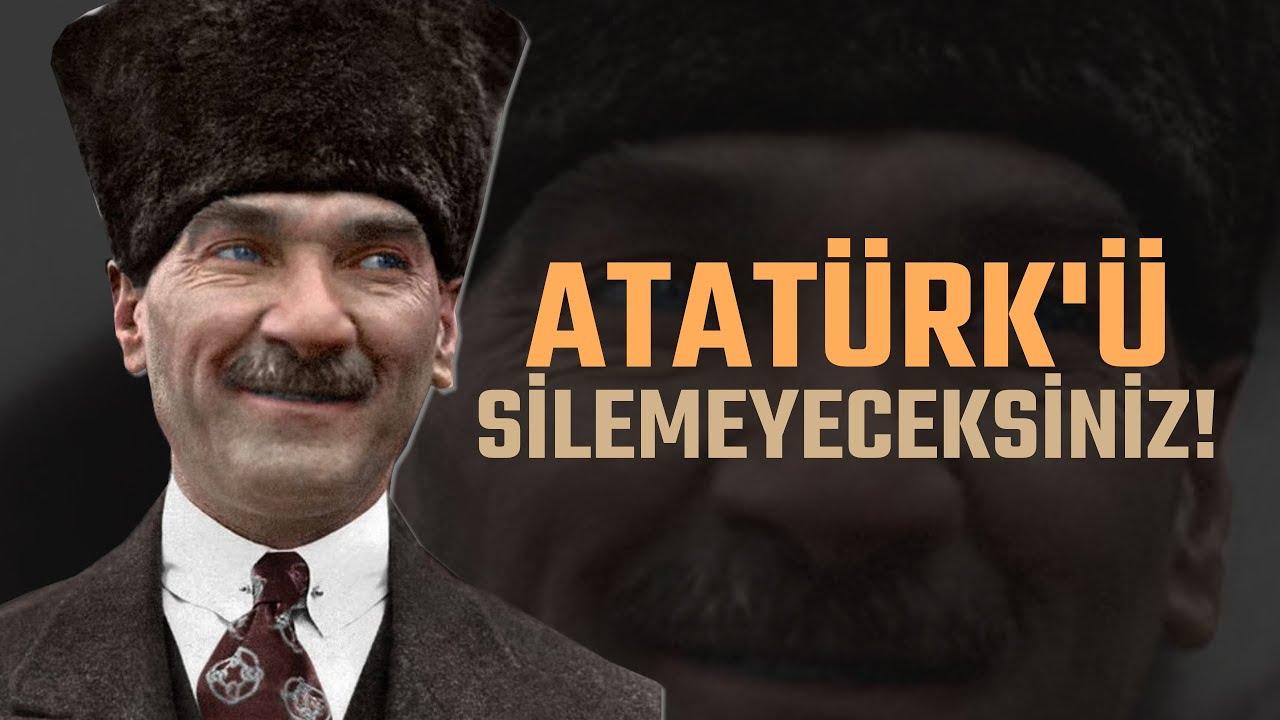 ATATÜRK'E DİL UZATANLARA ÖZEL VİDEO