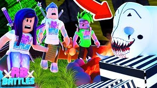 SURVIVE THIS CAMPING TRIP OR FACE THE CONSEQUENCE! (Roblox Battles)