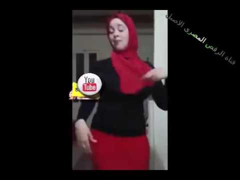 رقص بنت مصرية محجبة على الطبلة thumbnail