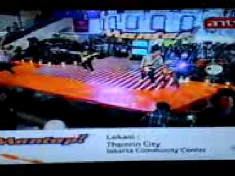 The Brantaz - Terbujur Kaku ( Live Mantap ANTV 26 JULI 2010 )