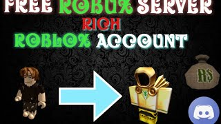 HOW TO GET FREE RICH ROBLOX ACCOUNT WITH LOT'S OF ROBUX | JULY 2019 |