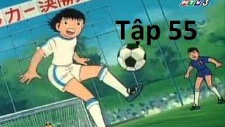 Tsubasa Giấc Mơ Sân Cỏ Tập 55:  ( Lồng tiếng)