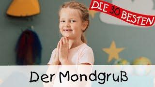 Der Mondgruß - Yoga Bewegungslieder für Kinder || Kinderlieder