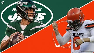 Cleveland Browns Vs New York Jets Recap Week 2
