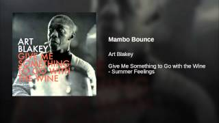 Mambo Bounce