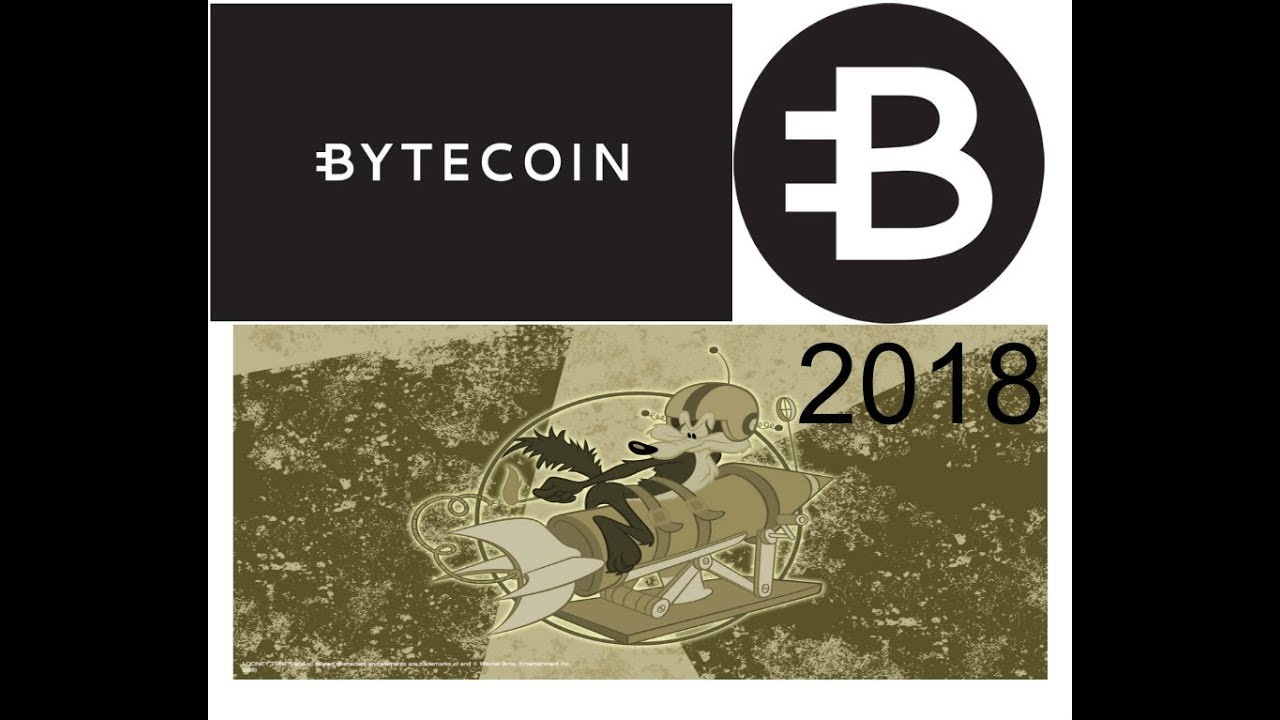 Bytecoin BCN  Рост! Hardfork 2018г