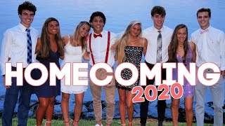 Katie's *High School* HOMECOMING 2020