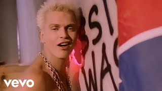 Смотреть клип Billy Idol - Hot In The City
