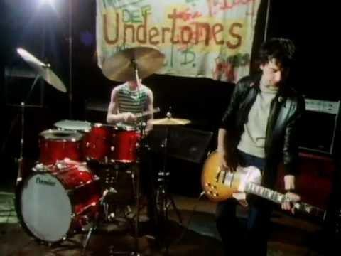 The Undertones - Teenage Kicks (Official Video)