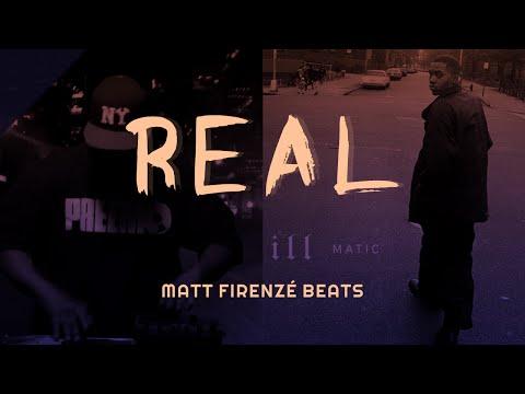 "[FREE/NO-TAG] Nas x DJ Premier Type Beat - ""Real"" | Matt Firenzé Beats"