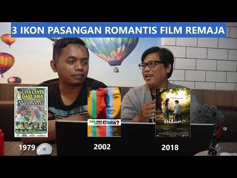 3 IKON PASANGAN ROMANTIS DI FILM REMAJA INDONESIA PART. 1
