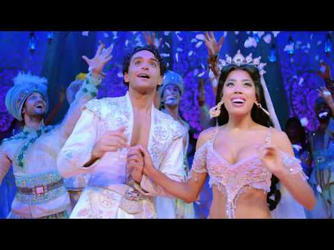 ALADDIN London: Brand New Trailer!