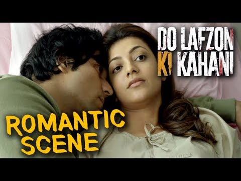 Randeep Hooda Came To Meet Kajal Aggarwal in Hospital | Do Lafzon Ki Kahani | Romantic Scene | HD