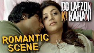 Randeep Hooda Came To Meet Kajal Aggarwal in Hospital | Do Lafzon Ki Kahani | Romantic Scene | HD