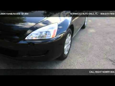 2004 Honda Accord LX coupe - for sale in Ft Lauderdale, FL 33314